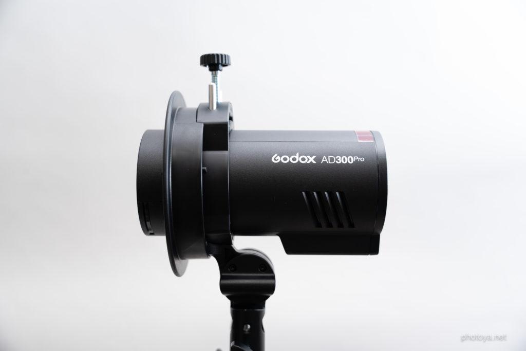 Godox AD300Pro S2ブラケットマウント